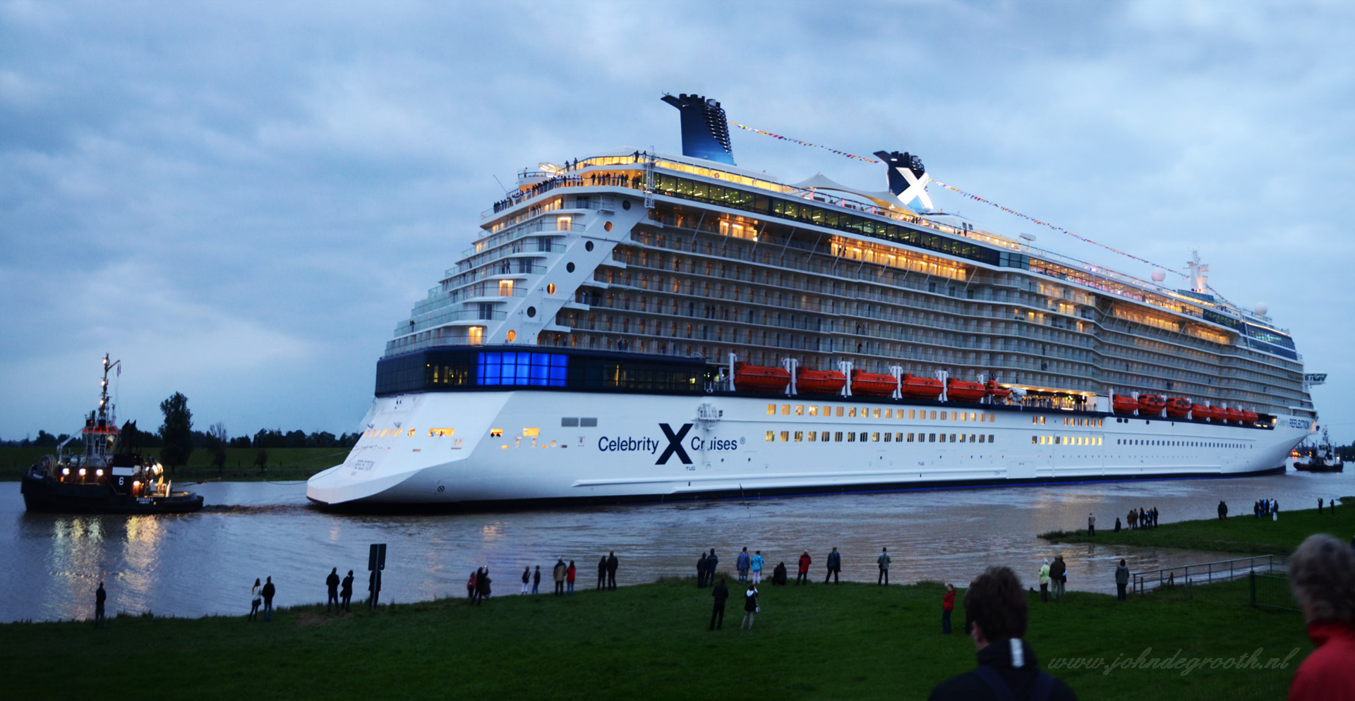 ©John de Grooth, ,johndegrooth,Celebrity Reflection,cruise cruiseschip,>     <p><font face=